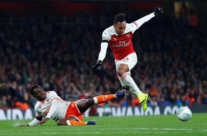 Emery đòi nợ Klopp ở Emirates - Ảnh 1.