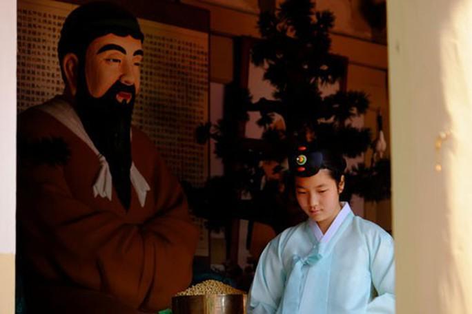 Huyền thoại Vua Dangun ở bán đảo Triều Tiên - Ảnh 1.