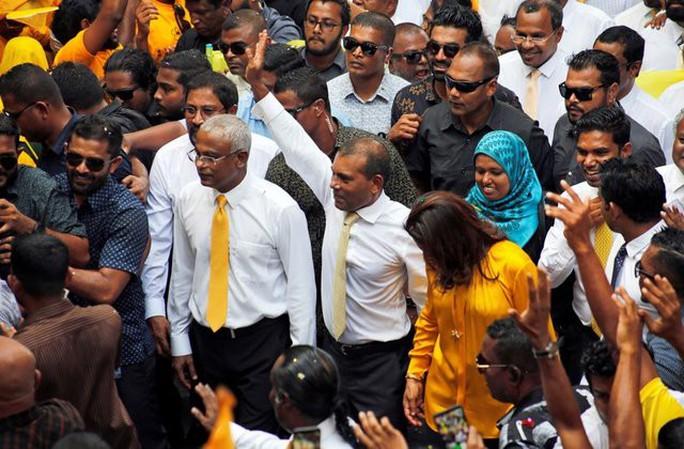 Maldives: Tân chính phủ được thừa kế món nợ Trung Quốc 3 tỉ USD - Ảnh 1.