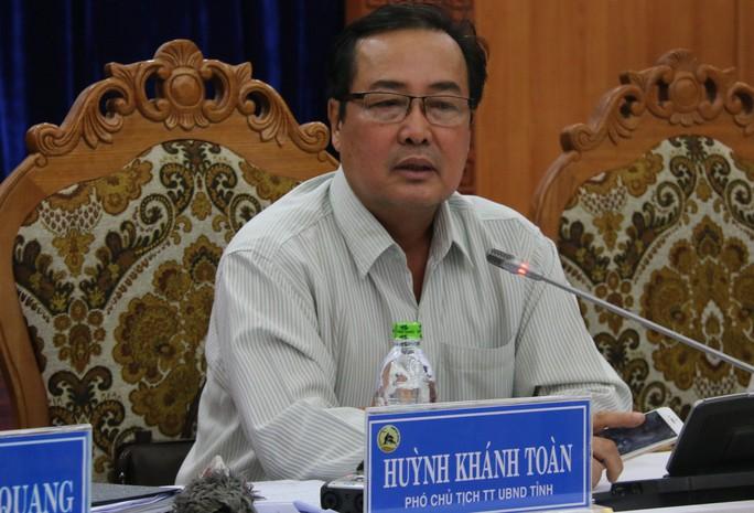 Quảng Nam khẳng định thu hồi dự án thủy điện Đăk Di 4 đúng luật - Ảnh 1.