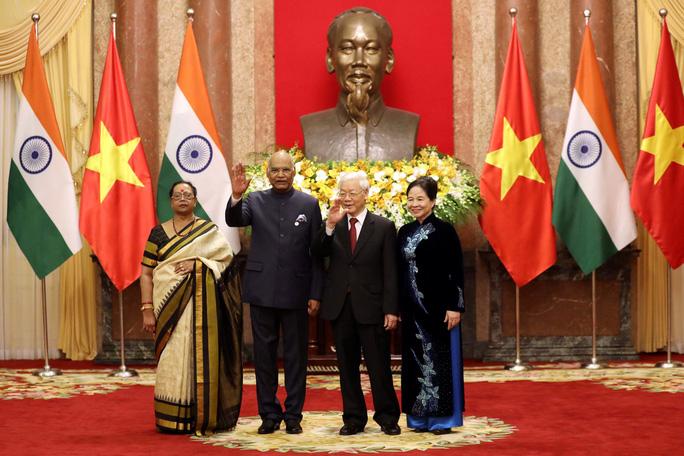 Việt Nam - Ấn Độ ký 4 văn kiện hợp tác - Ảnh 6.
