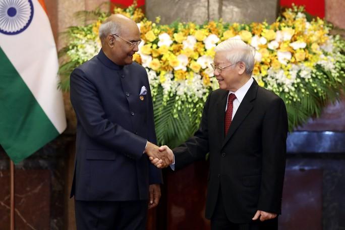 Việt Nam - Ấn Độ ký 4 văn kiện hợp tác - Ảnh 5.