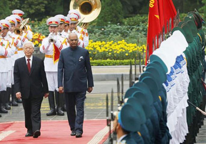 Việt Nam là đối tác then chốt của Ấn Độ trong ASEAN - Ảnh 1.