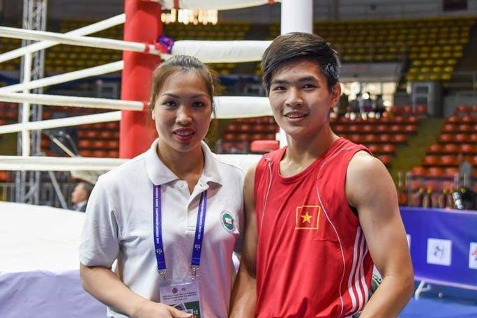 Làm rõ nghi vấn nữ VĐV boxing vô địch châu Á Đổ Hồng Ngọc là nam - Ảnh 1.