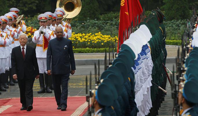 Việt Nam - Ấn Độ ký 4 văn kiện hợp tác - Ảnh 3.