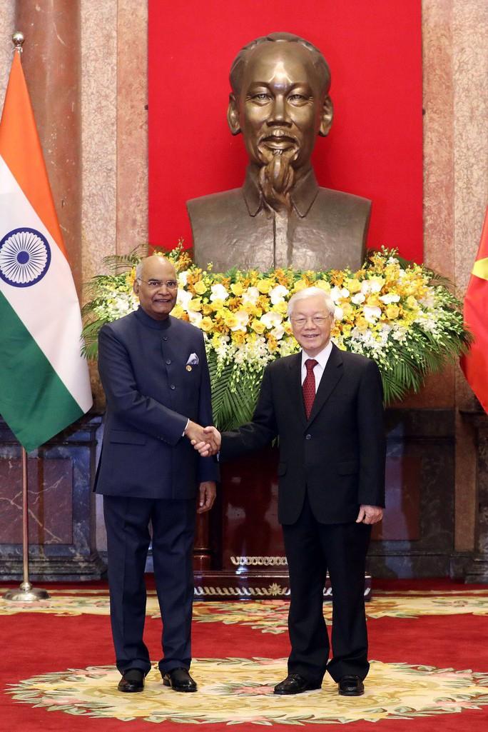 Việt Nam - Ấn Độ ký 4 văn kiện hợp tác - Ảnh 4.