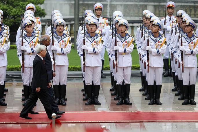 Việt Nam - Ấn Độ ký 4 văn kiện hợp tác - Ảnh 2.
