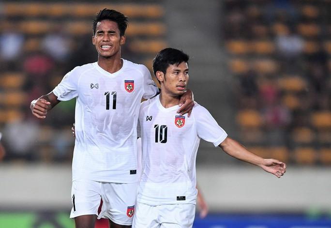 Myanmar - Việt Nam 0-0: Chia điểm tiếc nuối tại Thuwunna - Ảnh 6.