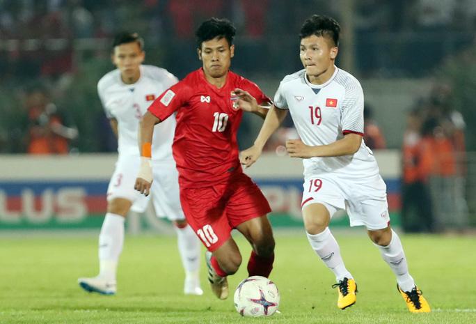 Lịch THTT thể thao cuối tuần: Tâm điểm Việt Nam - Iran - Ảnh 1.