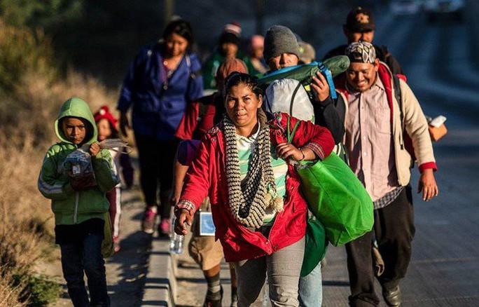 Thẩm phán Mỹ lại cản trở chính sách nhập cư của ông Donald Trump - Ảnh 3.
