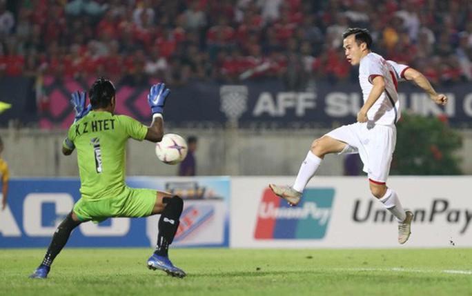 Myanmar - Việt Nam 0-0: Chia điểm tiếc nuối tại Thuwunna - Ảnh 3.