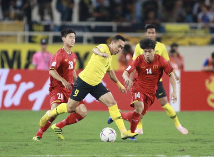 Myanmar - Việt Nam 0-0: Chia điểm tiếc nuối tại Thuwunna - Ảnh 7.