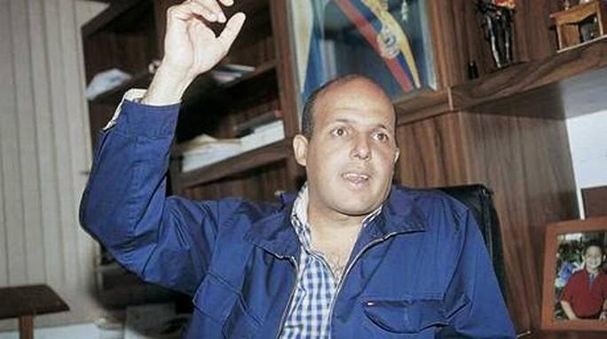 Cựu giám đốc kho bạc Venezuela nhận hối lộ 1 tỉ USD - Ảnh 1.
