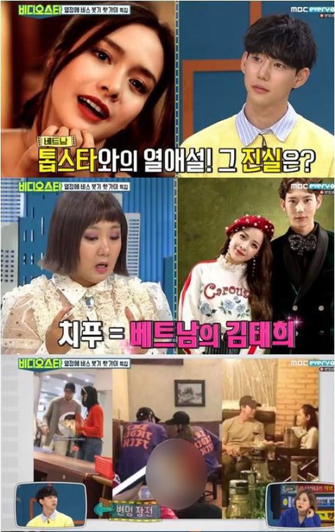 Bạn trai tin đồn thừa nhận hẹn hò với Chi Pu trên sóng truyền hình Hàn - Ảnh 2.