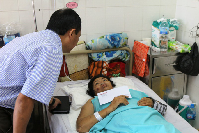 Báo Người Lao Động chia sẻ nỗi đau người dân chịu thảm họa ở Nha Trang - Ảnh 5.