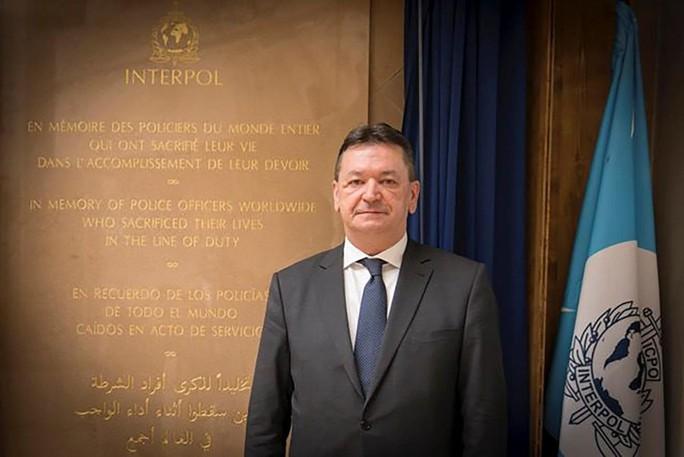 Bầu chọn chủ tịch Interpol: Ứng viên người Nga bất ngờ thất bại - Ảnh 2.