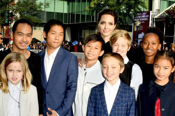 Brad Pitt xin Angelina Jolie bàn quyền nuôi con ngoài tòa - Ảnh 2.