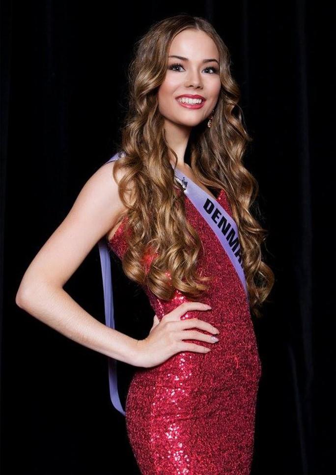 Nhan sắc mỹ nhân một tay làm dậy sóng Hoa hậu Siêu quốc gia - Ảnh 2.