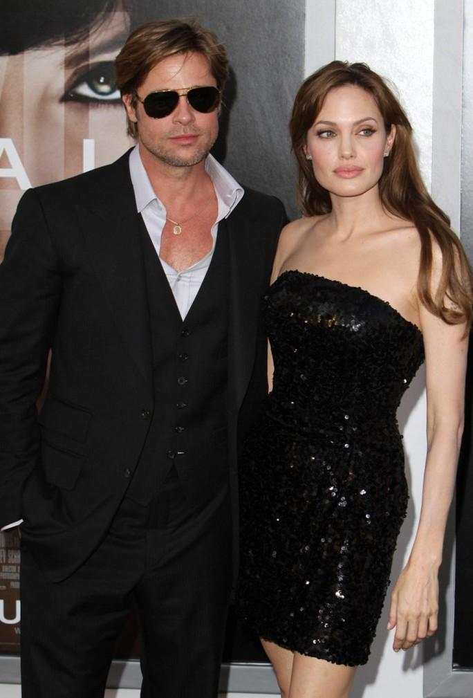 Tình huống trớ trêu trong cuộc hôn nhân Brad Pitt - Angelina Jolie - Ảnh 2.
