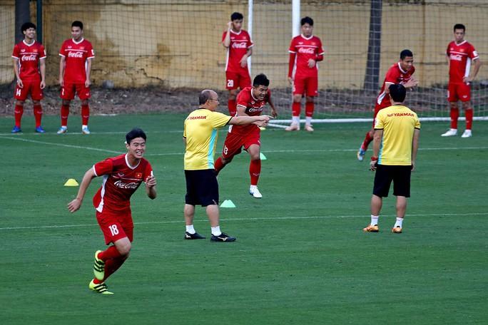 HLV Park Hang-seo không xem nhẹ tuyển Campuchia - Ảnh 1.