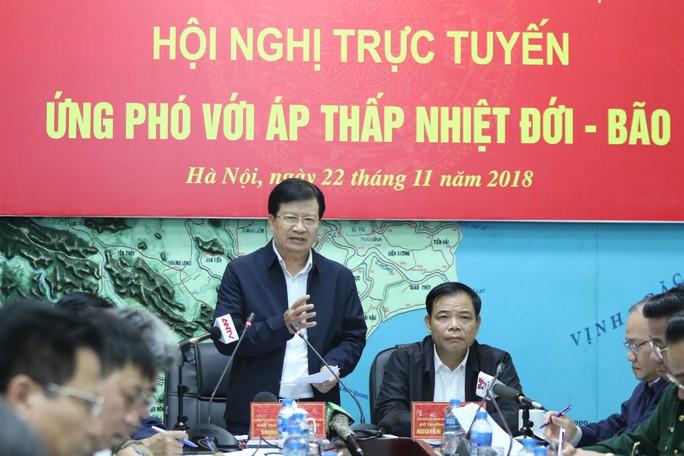 Bão số 9 sắp đổ bộ, từ Đà Nẵng đến Bình Thuận mưa rất lớn - Ảnh 1.