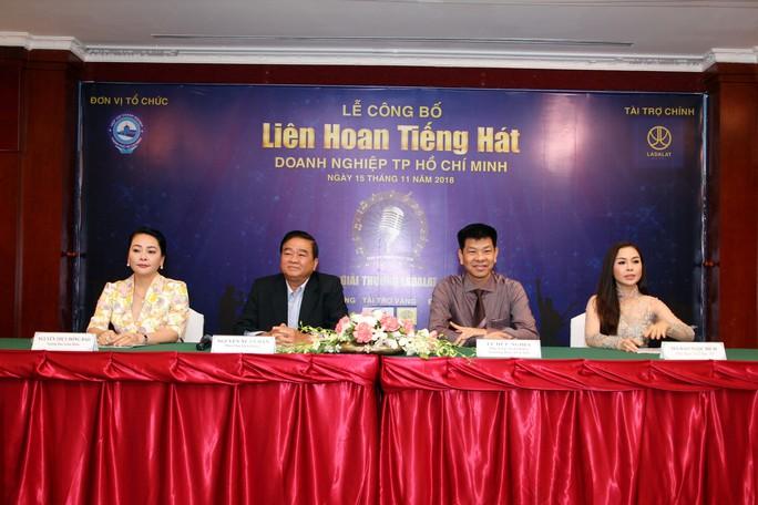 Săn giọng ca vàng Tiếng hát doanh nghiệp TP HCM 2018 - Ảnh 1.