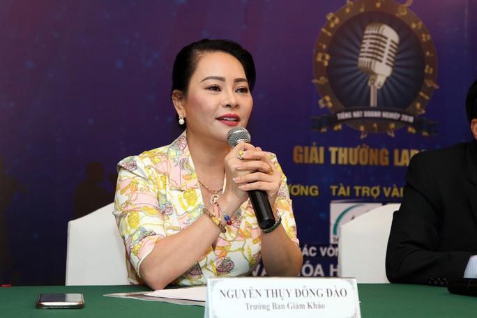 Săn giọng ca vàng Tiếng hát doanh nghiệp TP HCM 2018 - Ảnh 2.