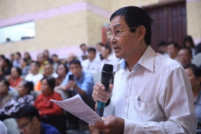 Tổ đại biểu Quốc hội và HĐND TP HCM tiếp xúc cử tri quận 2 - Ảnh 2.
