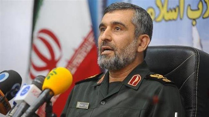 Nhiều căn cứ Mỹ nằm trong tầm bắn của tên lửa Iran - Ảnh 1.