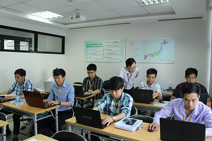 Rộng cửa việc làm cho thực tập sinh Nhật Bản về nước - Ảnh 1.