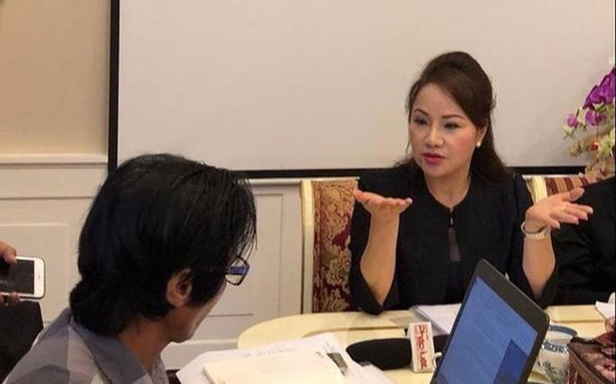 Eximbank ra thông cáo sau khi bà Chu Thị Bình rút 245 tỉ đồng  - Ảnh 1.