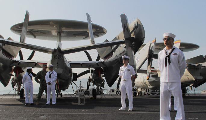 Mỹ không ngại Trung Quốc tăng cường sức mạnh hải quân - Ảnh 2.