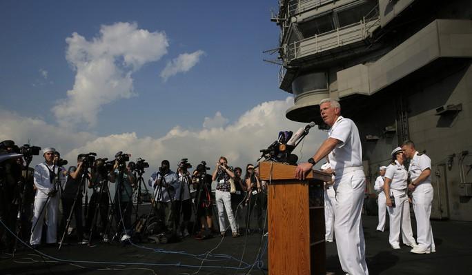 Mỹ không ngại Trung Quốc tăng cường sức mạnh hải quân - Ảnh 3.