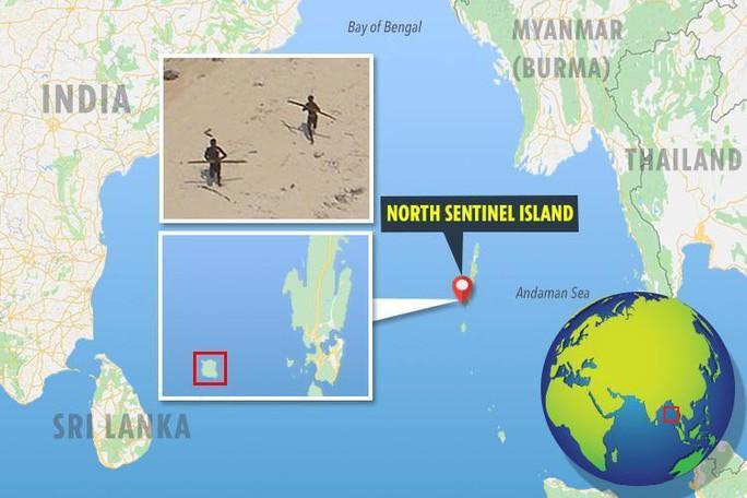 Nhà truyền giáo Mỹ John Allen Chau bị thổ dân sát hại ở Ấn Độ? - Ảnh 1.
