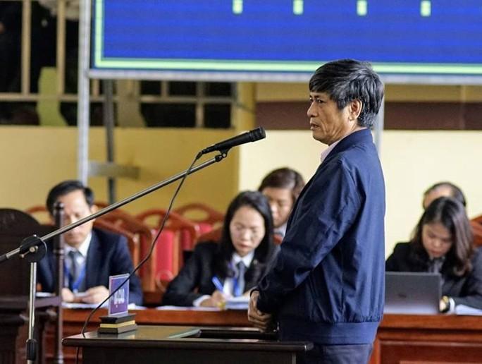 Bị cáo Nguyễn Thanh Hóa phải nhập viện vì sức khỏe yếu - Ảnh 1.