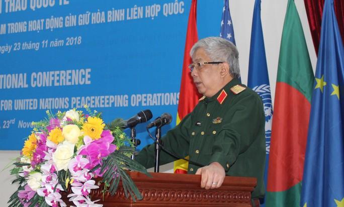 Cảnh sát Việt Nam sẽ tham gia gìn giữ hòa bình quốc tế - Ảnh 3.