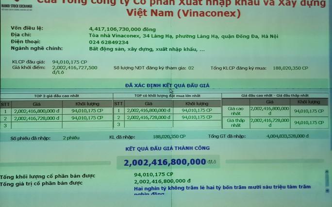 Đại gia trả gần 7.400 tỉ đồng mua cổ phần Vinaconex là ai? - Ảnh 3.