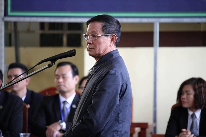 Cựu Trung tướng Phan Văn Vĩnh nói lời sau cùng như thế nào? - Ảnh 1.