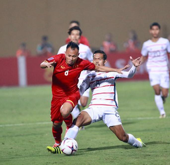 Ý đồ của HLV Park khi tung đội hình quật ngã Campuchia 3-0 - Ảnh 1.
