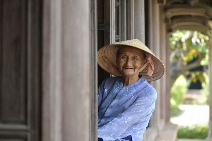 Ngắm hình ảnh Cụ bà Việt đẹp nhất thế giới  - Ảnh 7.