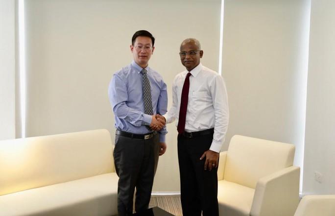 Maldives sốc với hóa đơn nợ 3,2 tỉ USD từ Trung Quốc - Ảnh 1.