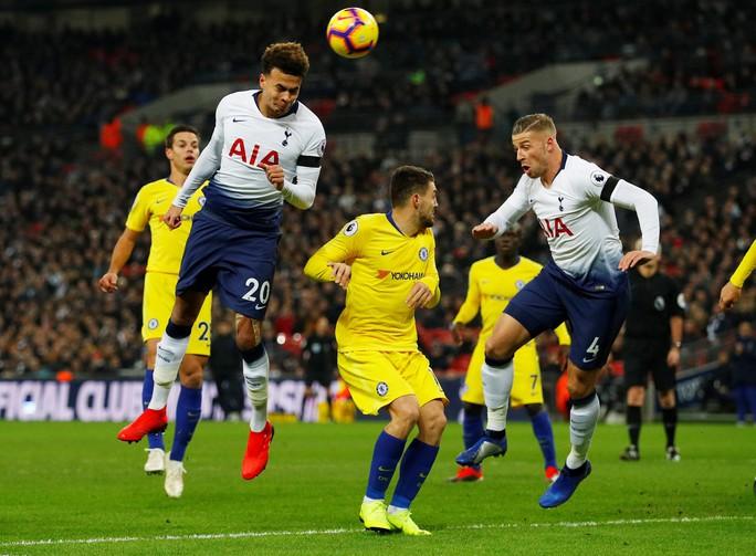 Chelsea thua tan tác, Tottenham bay cao ở đại chiến London - Ảnh 4.