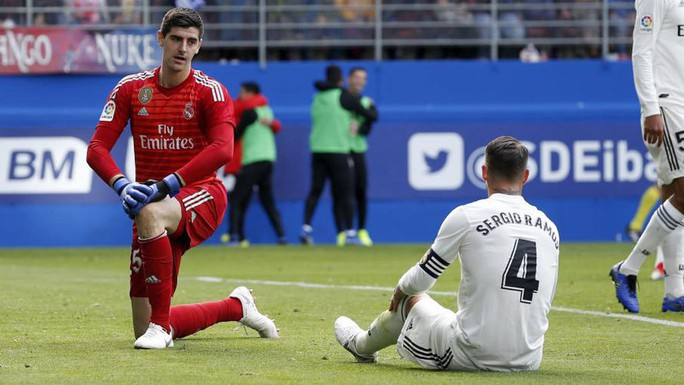 Giữa tâm bão doping, Real Madrid thua thảm ở Eibar - Ảnh 4.
