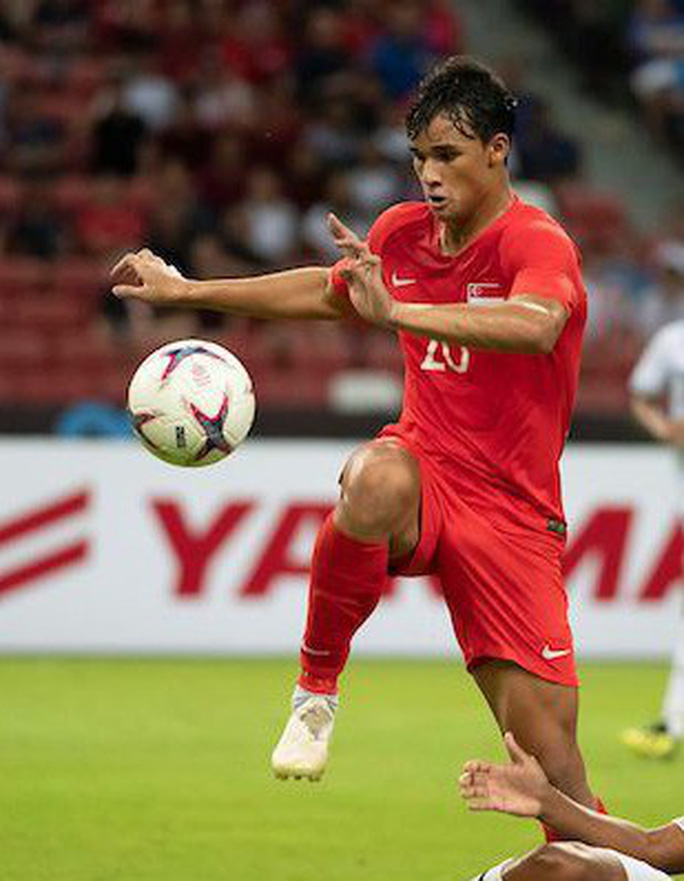 Clip: Thái Lan đánh bại Singapore, dắt tay Philippines vào bán kết AFF Cup - Ảnh 2.