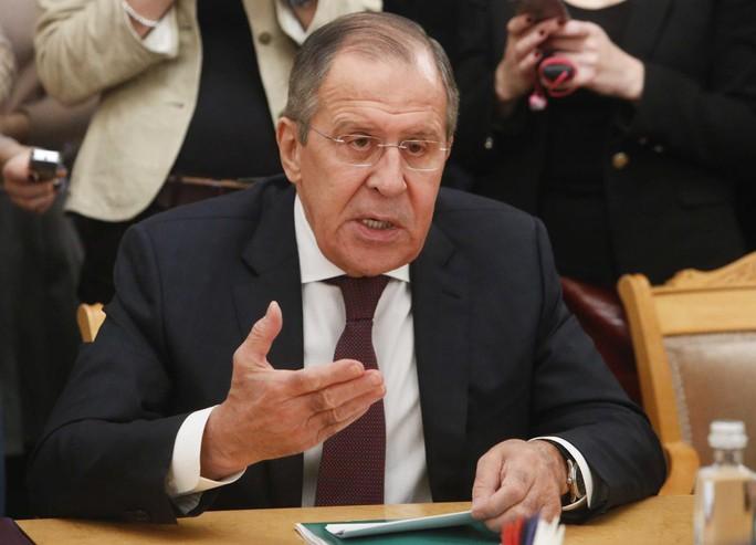 Nga bất ngờ đưa ra tuyên bố sốc về Mỹ ở Syria - Ảnh 1.