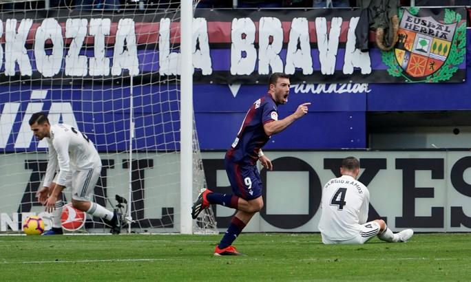 Giữa tâm bão doping, Real Madrid thua thảm ở Eibar - Ảnh 3.
