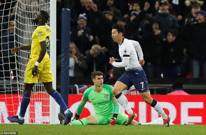 Chelsea thua tan tác, Tottenham bay cao ở đại chiến London - Ảnh 5.