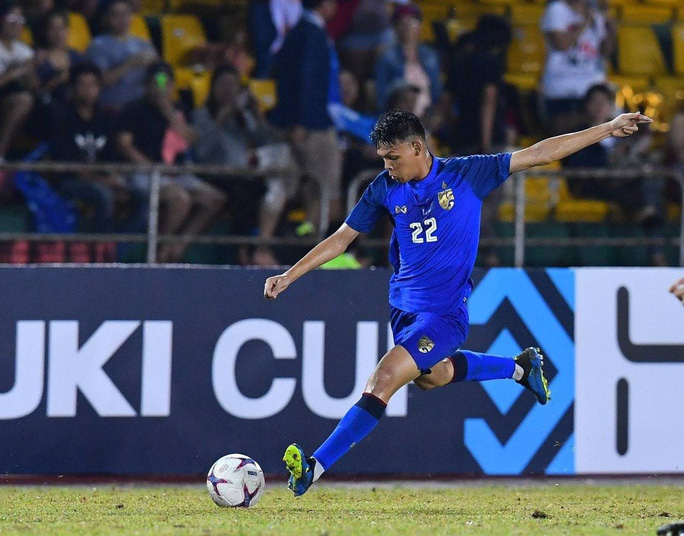 Clip: Thái Lan đánh bại Singapore, dắt tay Philippines vào bán kết AFF Cup - Ảnh 4.