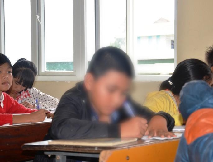 Công an khởi tố vụ cô giáo chỉ đạo cả lớp tát học trò 231 cái - Ảnh 2.