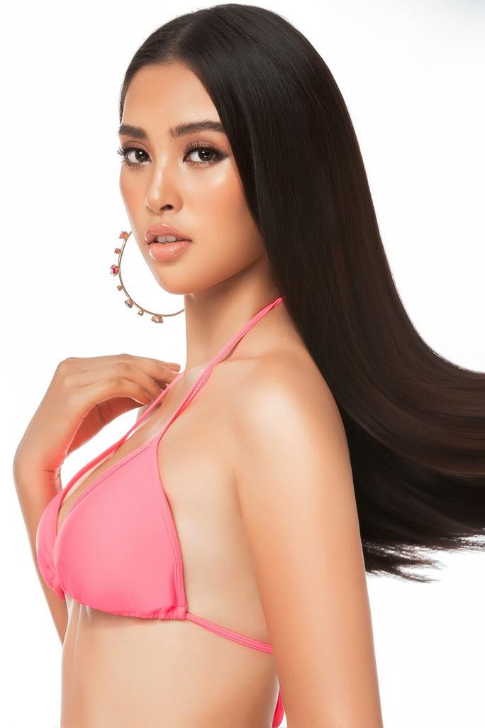 Hoa hậu Tiểu Vy diện bikini khiến fan đổ gục - Ảnh 5.